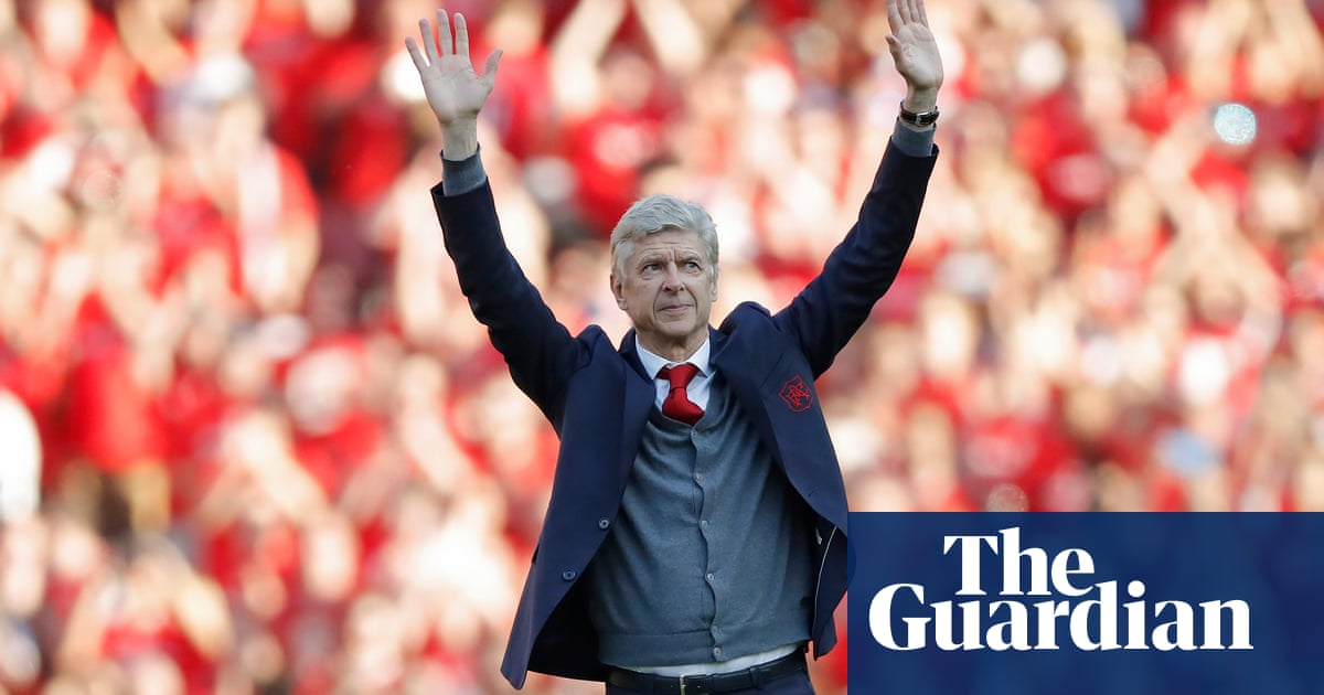 121d303ed Arsenal provide perfect farewell for Arsène Wenger with Burnley ...
