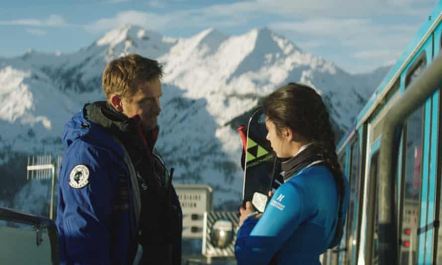 Slalom with Jérémie Renier and Noée Abita