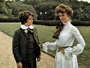 Dominic Guard and Julie Christie in the 1971 film adaptation of The Go-Between.