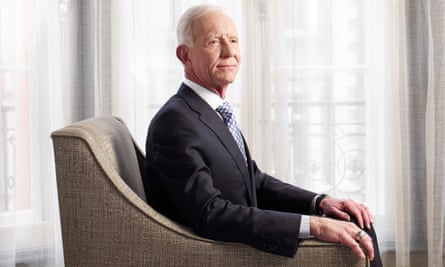 Former commercial airline pilot Chesley Sullenberger. 'A stubbornly old-fashioned kind of hero.'