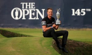 Only a peak live TV audience of 1.1m tuned in to watch Henrik Stenson win the Open at Royal Troon