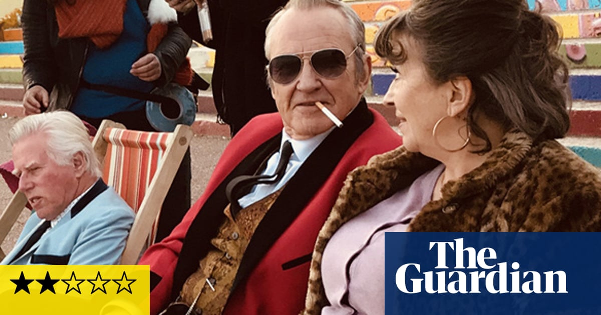 Brighton review – Steven Berkoff's dated seaside satire is a washout