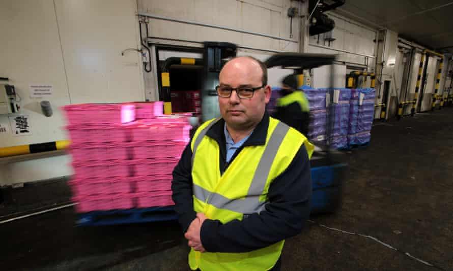 Peter Summerton, managing director of McCulla Refrigerated Transport. Photo/Paul McErlane