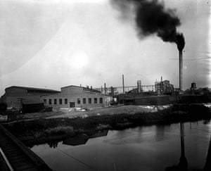 The view from Middletown: Muncie's forgotten factories - a