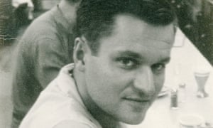 Ashbery in New York, 1954.