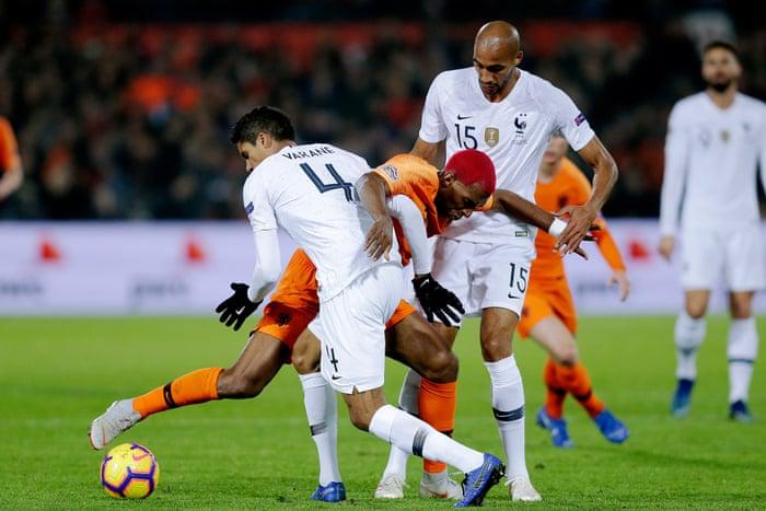 Nations League: Netherlands 2-0 France, Wales 1-2 Denmark