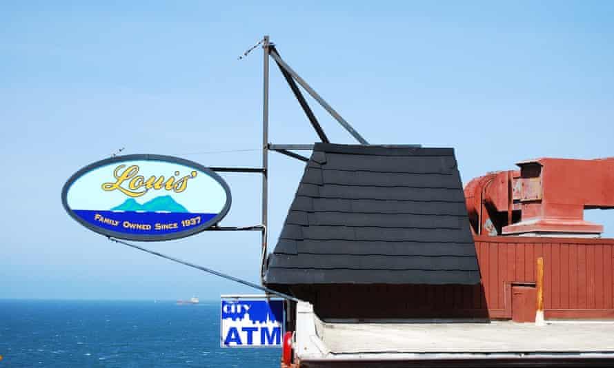 Louis' Restaurant exterior