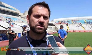 Spyros Neofitides: 'I just said what everyone knows. Unfortunately it is very dirty'