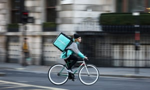 Fifty per cent of those working in the gig economy are under 35.