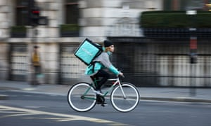 'Fleming is particularly scathing about Uber, Deliveroo, TaskRabbit et al.'