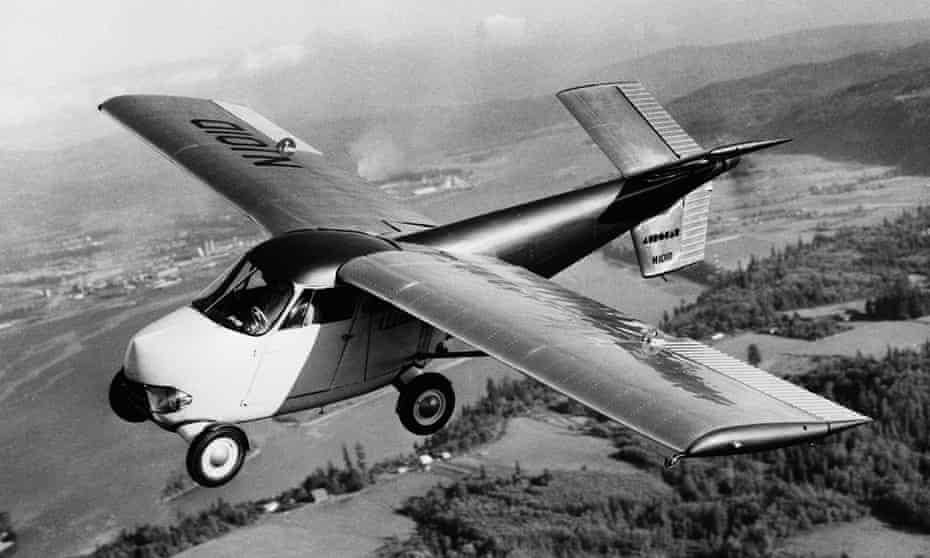 The 1940s Aerocar.