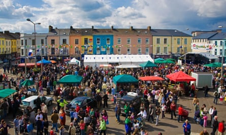 The Waterford Festival of Food.