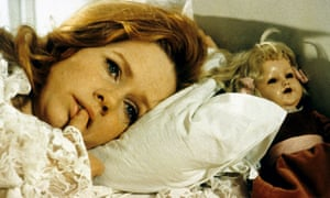 Guilt and despair … Liv Ullmann in Cries and Whispers.