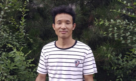 Hua Haifeng, an investigator for China Labor Watch, was arrested on a charge of illegal surveillance.