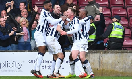 Millwall head to Wembley again hoping for bright end to distressing season | Tony Paley