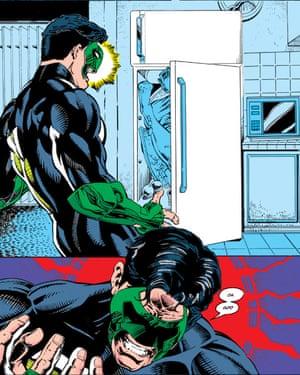 Green Lantern #54, 1994.