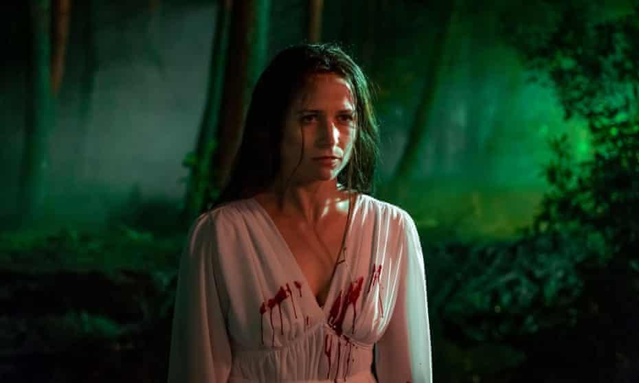 Niamh Algar in Prano Bailey-Bond's Censor