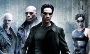 'The silhouettes had to be instantly recognisable' … characters from The Matrix.