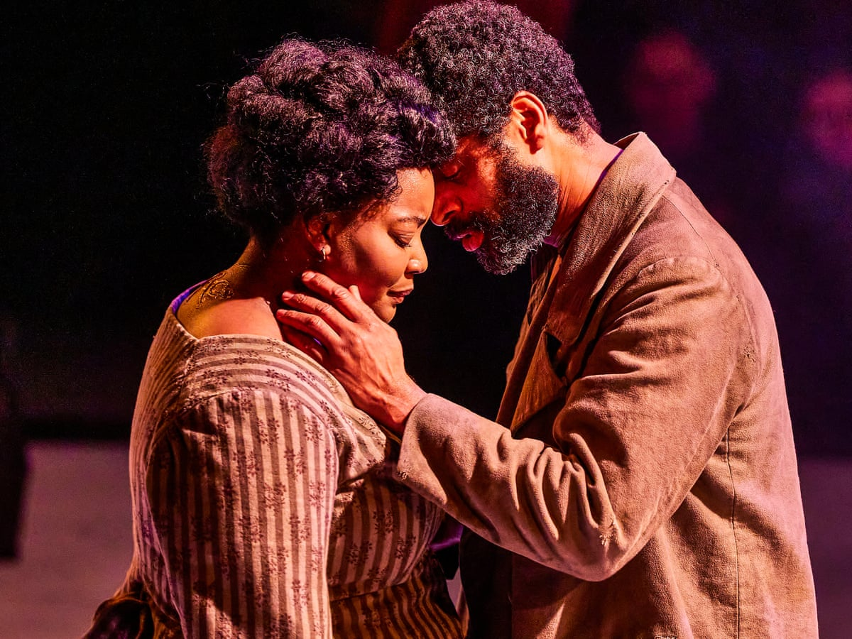 Rockets And Blue Lights Review Swirling Journey Through Black History Theatre The Guardian