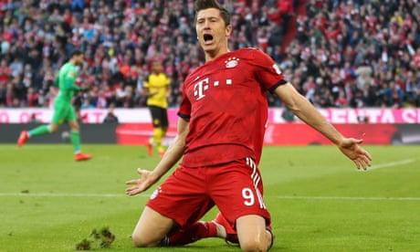 Bayern rediscover benchmark with Klassiker destruction of Dortmund