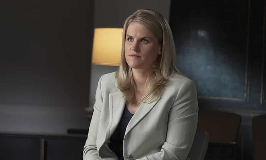 A screengrab from the 60 Minutes appearance by Facebook whistleblower Frances Haugen.