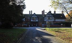 The Bryn Estyn children's home in Wrexham.
