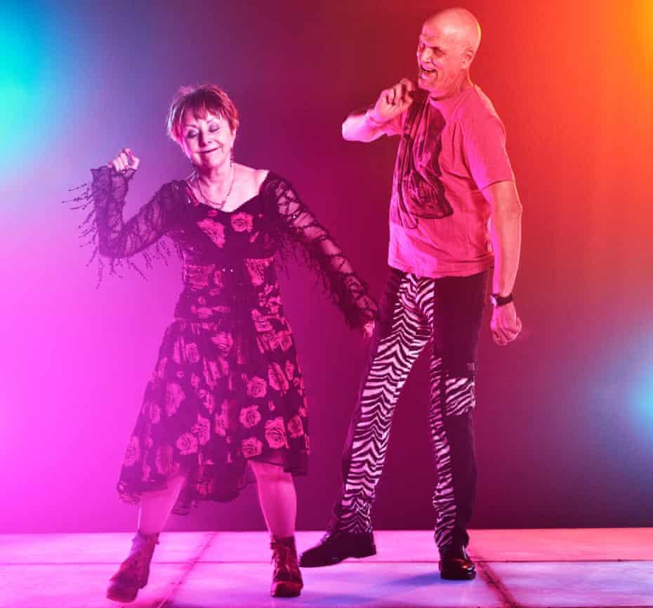 Psytrancers Brett and Sylvia Van Toen
