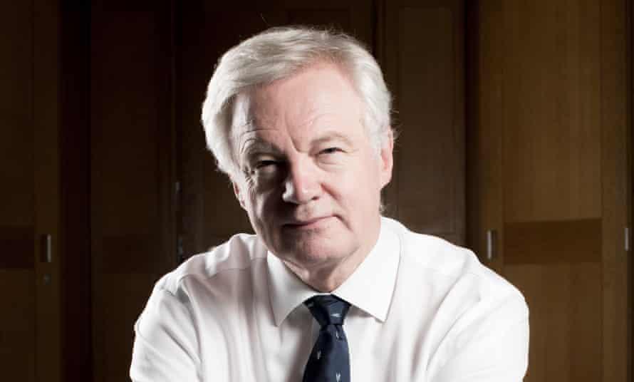 Tory MP David Davis