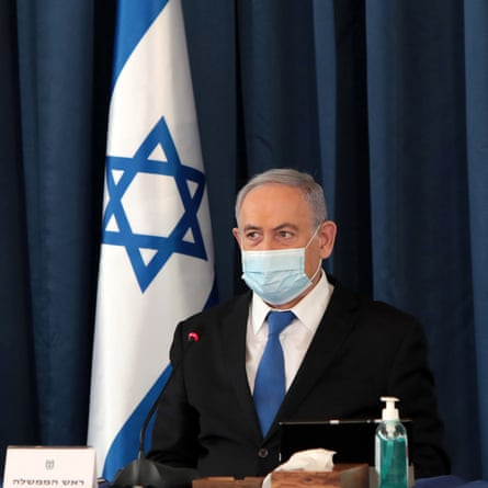 Israel's prime minister Benjamin Netanyahu.