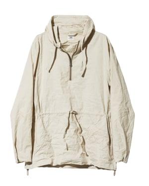 Cotton cagoule £59, hm.com