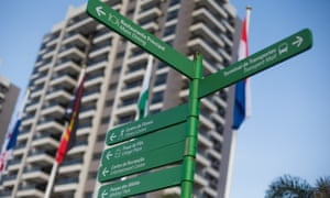 Blocked toilets and exposed wiring: Olympic Village dismays ... on