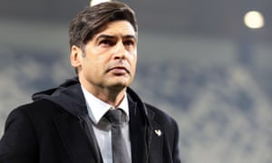 Paulo Fonseca was angry with the referee at Roma's defeat but acknowledged that he was not the reason his side were beaten.