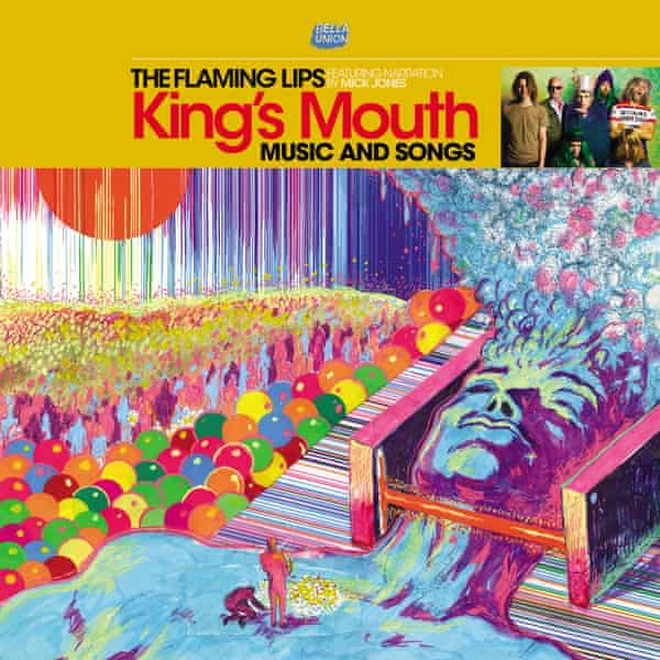 The cover of King's Mouth.
