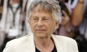 Roman Polanski at the Cannes film festival in France on 27 May 2017.