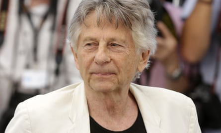 Roman Polanski at the Cannes film festival in May 2017