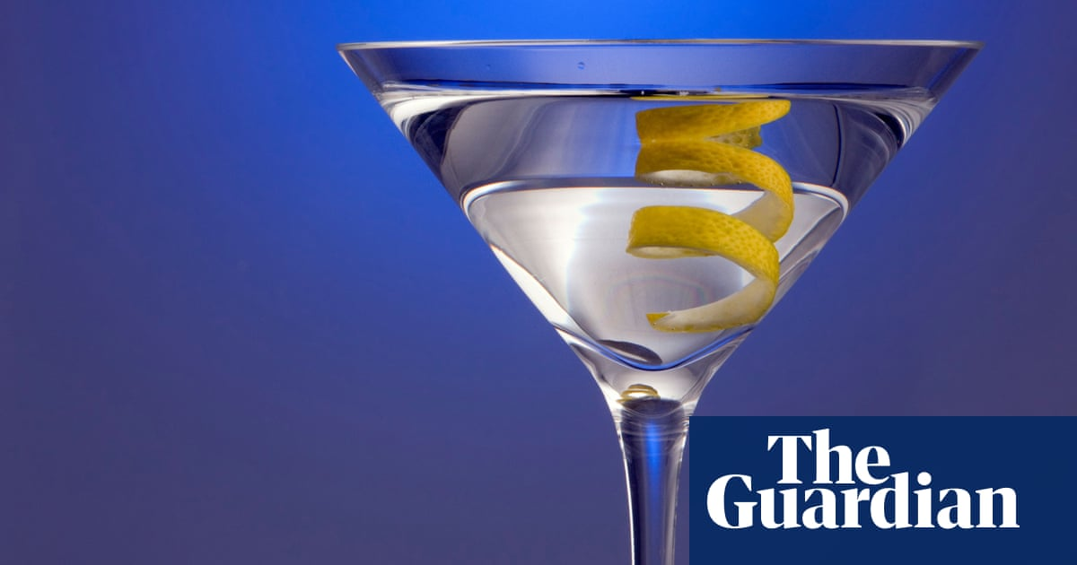 How to make the perfect martini | Food | The Guardian