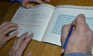For many, the Turning Pages course material will be the first books they have ever owned.