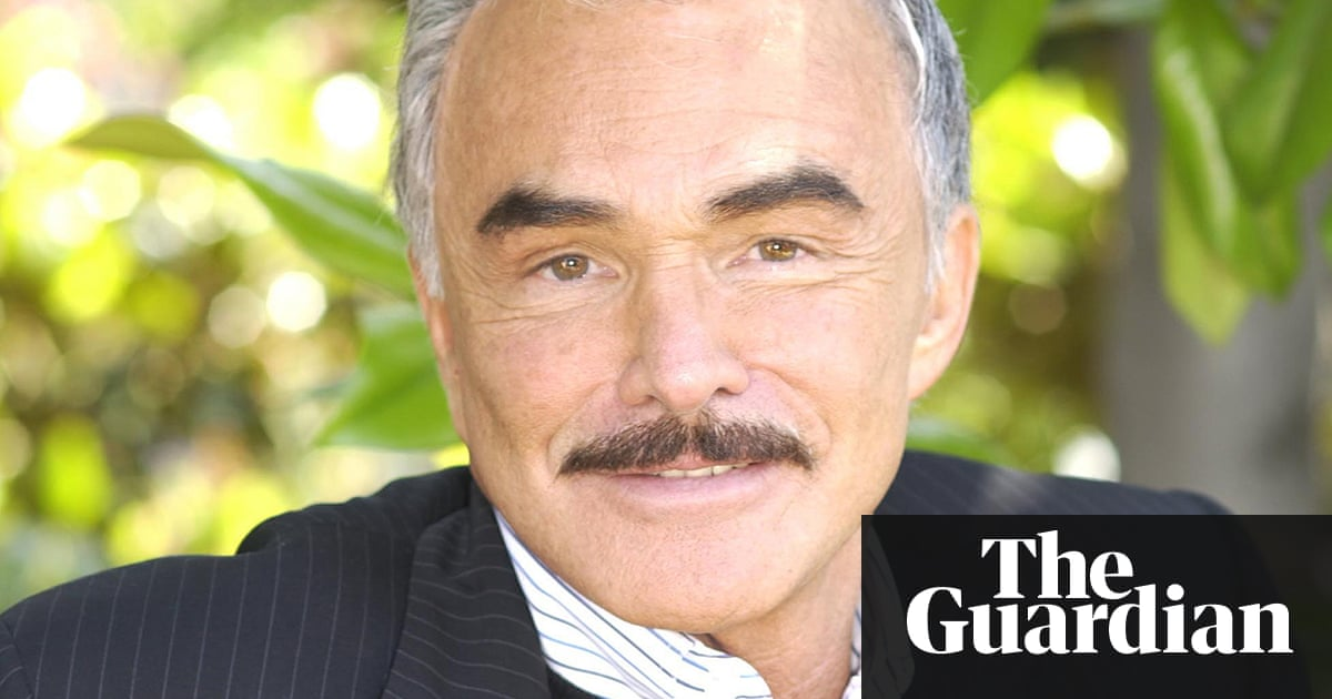 Burt Reynolds My Family Values Life And Style The Guardian