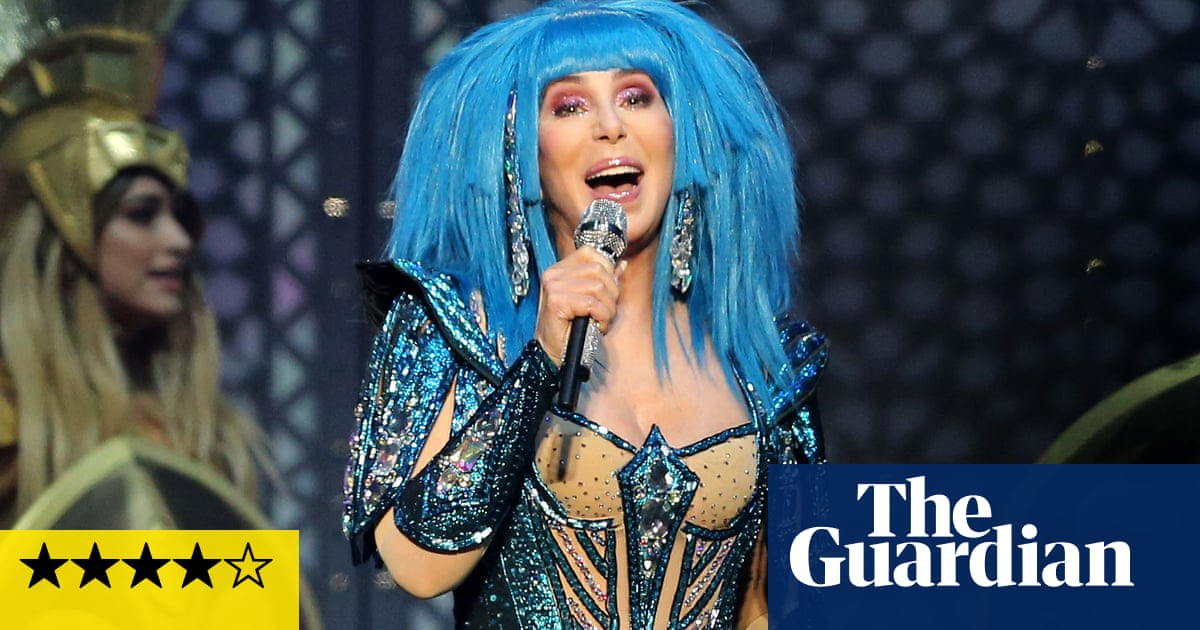 Cher review – fabulous showturns back time and turns up camp