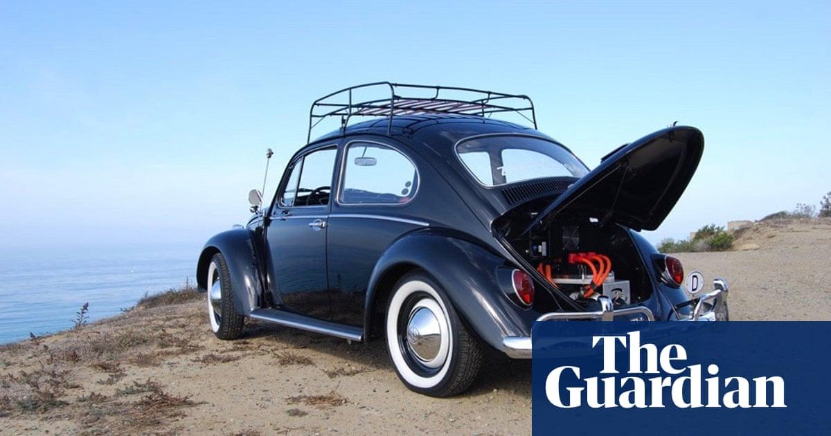 Retro-electric: making petrol-guzzling cars eco-friendly