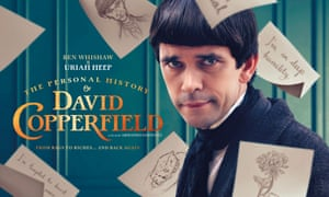 Ben Whishaw in a character poster for The Personal History of David Copperfield