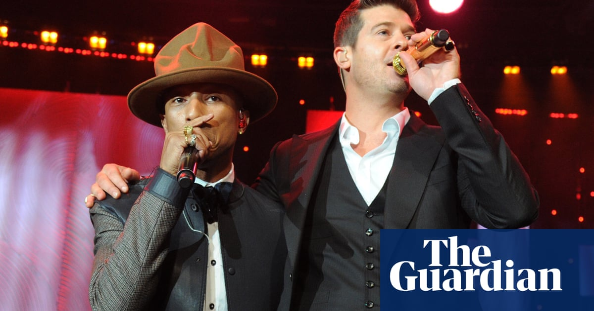 'I realised we live in a chauvinist culture': Pharrell denounces Blurred Lines