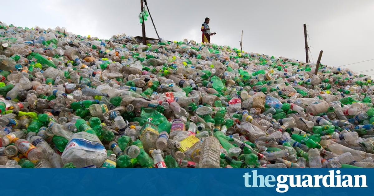 $180bn investment in plastic factories feeds global packaging binge