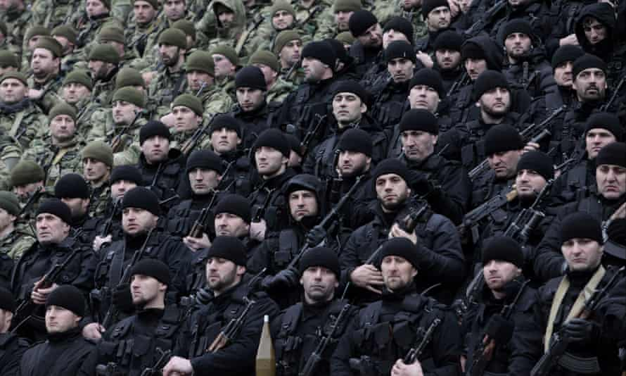 Chechen special forces
