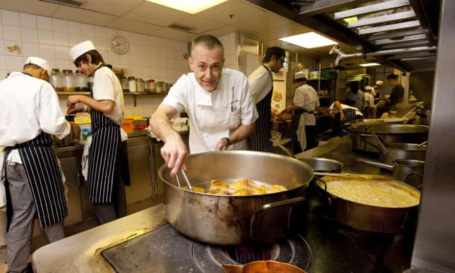 """Michel Roux Jr said he failed to see the problems even though he's """"very hands on""""."""