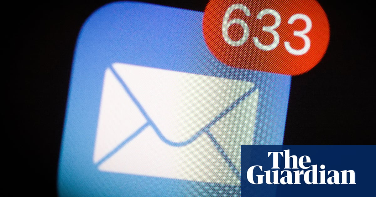 'Email is a zombie that keeps rising from the dead': the endless pursuit of Inbox Zero