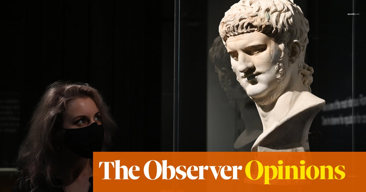 As even Nero is now on the right side of history, perhaps there's hope for Boris Johnson