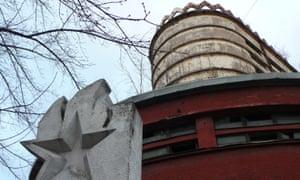 The Krasnoe Znamya factory is a shining example of 1920s constructivism.