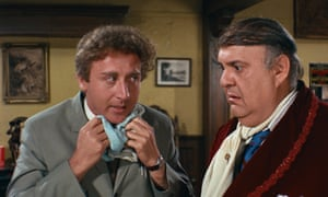 Impeccable modernity … Gene Wilder, left, and Zero Mostel in The Producers.
