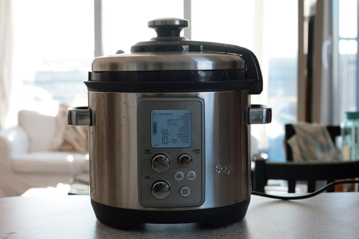 Kitchen Gadgets Review Fast Slow Pro Pressure Cooker Full Steam